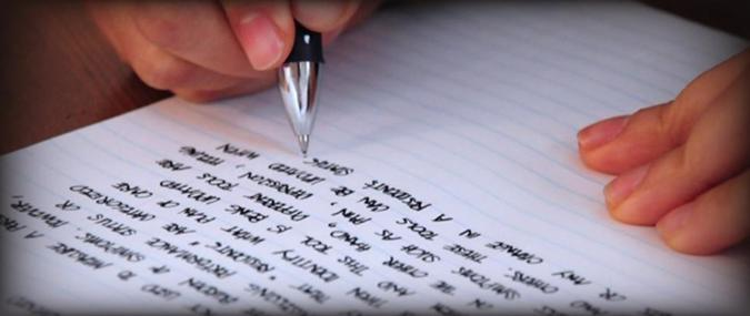 How to get over the fear of writing an essay