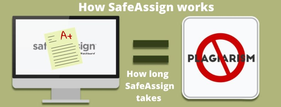 How SafeAssign works and how long it takes