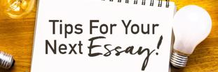 Tips to write your Essay