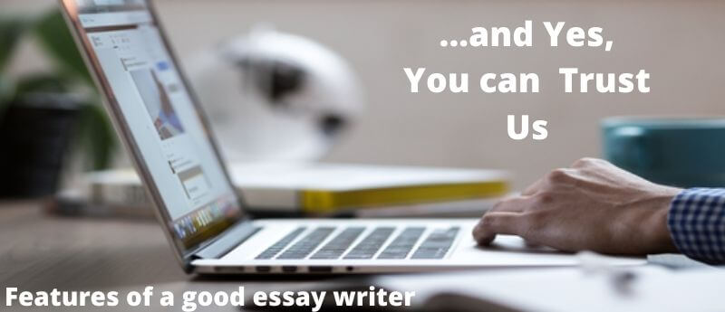 Can you Trust Essay Writing Site