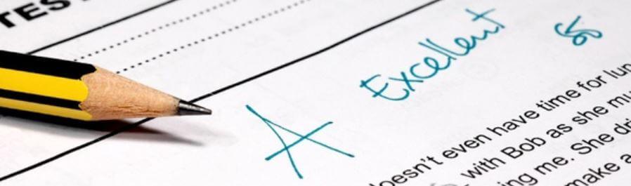pressure for school Grades
