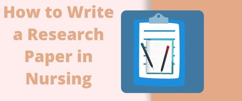 Write nursing Research Paper